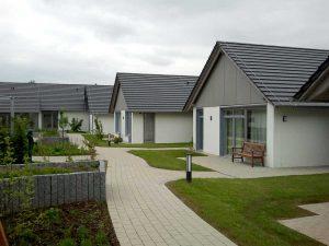 Wohnneim für Stiftung Eben-Ezer, Detmold