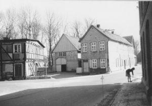 Das Ostheimer Tor um ca. 1900