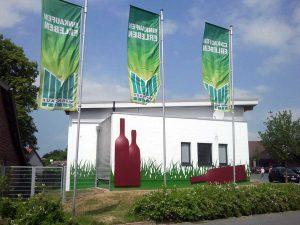 Neubau eines Marktkauf Getränkemarkes, Blomberg