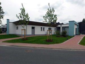 Stadtteilzentrum, Brakel