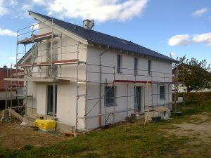 Einfamilienhaus, Bökendorf