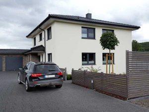 Einfamilienhaus, Herste