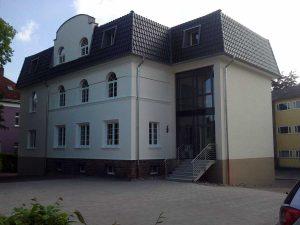 Sanierung und Erweiterung eines Bürogebäudes, Brakel