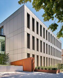 Neubau Veieinigte Volksbank, Brakel